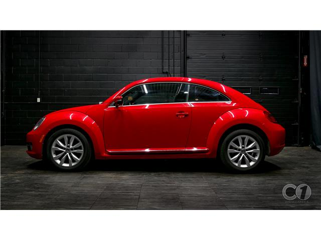 2014 Volkswagen Beetle 2.0 TDI Comfortline (Stk: CB19-329) in Kingston - Image 1 of 35