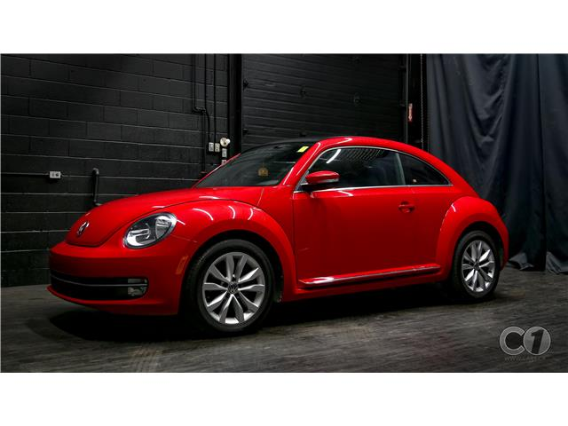 2014 Volkswagen Beetle 2.0 TDI Comfortline (Stk: CB19-329) in Kingston - Image 2 of 35