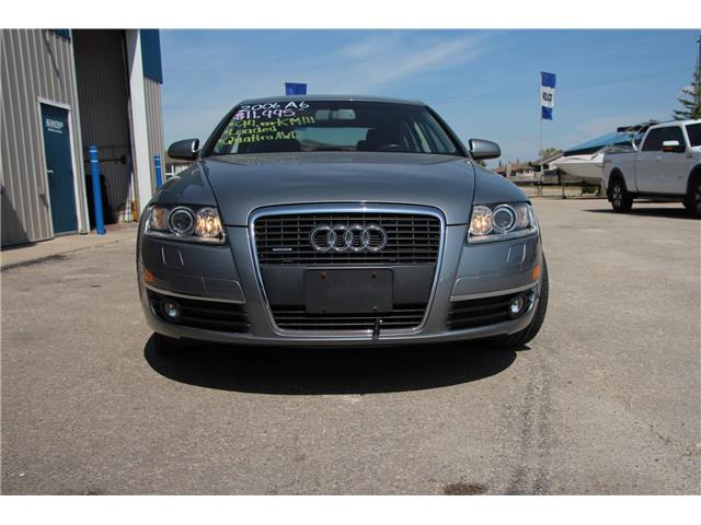 2008 Audi A6 3.2 (Stk: P9153) in Headingley - Image 3 of 24