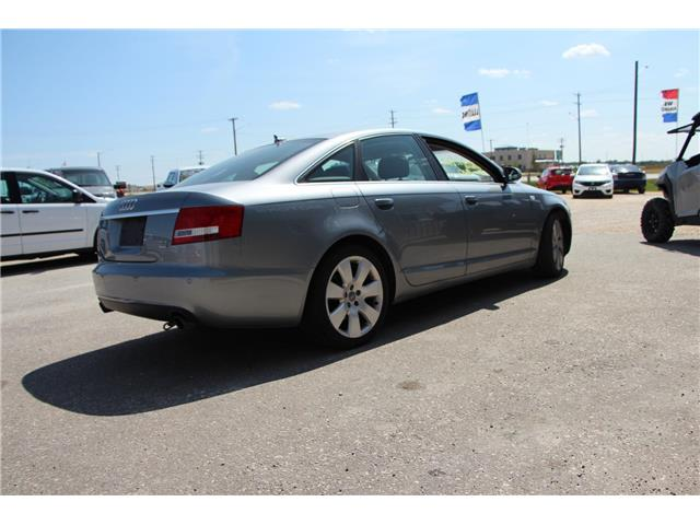 2008 Audi A6 3.2 (Stk: P9153) in Headingley - Image 5 of 24