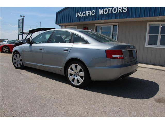 2008 Audi A6 3.2 (Stk: P9153) in Headingley - Image 7 of 24