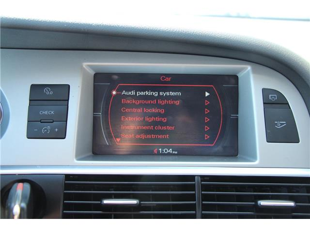 2008 Audi A6 3.2 (Stk: P9153) in Headingley - Image 15 of 24