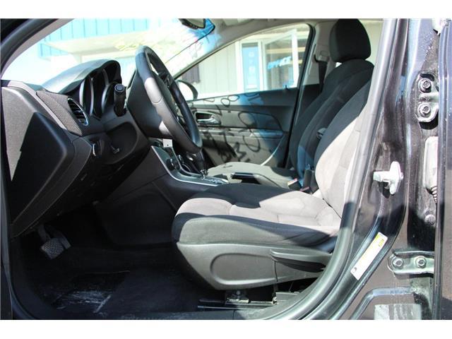 2012 Chevrolet Cruze LT Turbo (Stk: P9144) in Headingley - Image 8 of 17