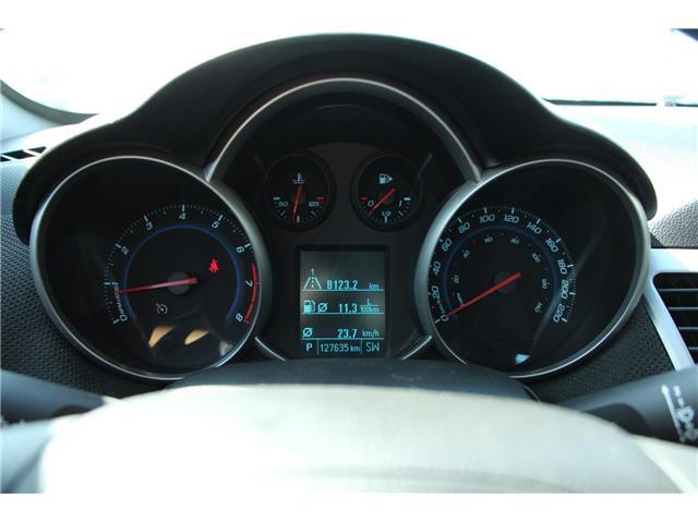 2012 Chevrolet Cruze LT Turbo (Stk: P9144) in Headingley - Image 10 of 17