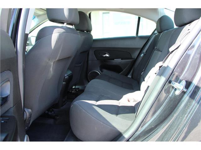 2012 Chevrolet Cruze LT Turbo (Stk: P9144) in Headingley - Image 15 of 17