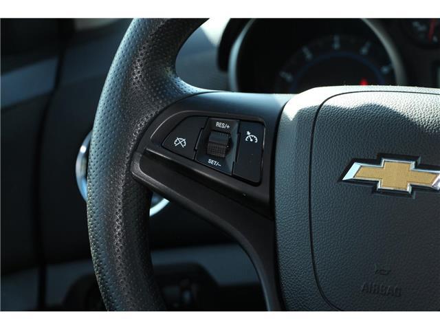 2012 Chevrolet Cruze LT Turbo (Stk: P9144) in Headingley - Image 17 of 17