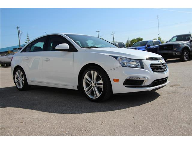 2015 Chevrolet Cruze  (Stk: P9182) in Headingley - Image 3 of 23