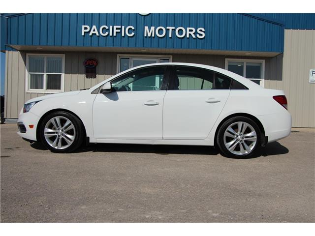 2015 Chevrolet Cruze  (Stk: P9182) in Headingley - Image 23 of 23