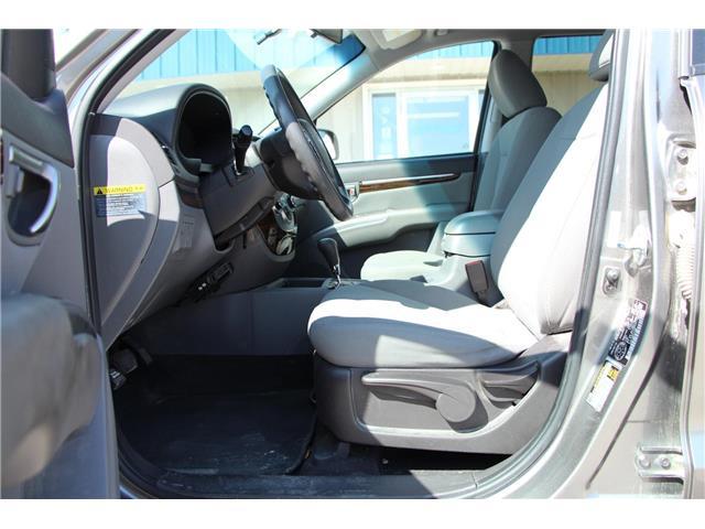 2012 Hyundai Santa Fe  (Stk: P9193) in Headingley - Image 9 of 20
