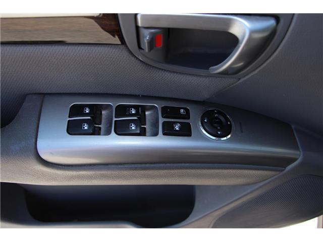 2012 Hyundai Santa Fe  (Stk: P9193) in Headingley - Image 10 of 20