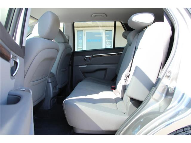 2012 Hyundai Santa Fe  (Stk: P9193) in Headingley - Image 17 of 20