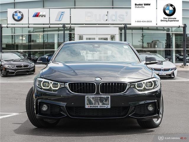 2019 BMW 440i xDrive (Stk: B033595) in Oakville - Image 2 of 26