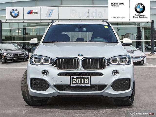 2016 BMW X5 xDrive35i (Stk: DB5707) in Oakville - Image 2 of 25