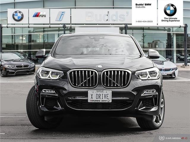 2019 BMW X4 M40i (Stk: T682539) in Oakville - Image 2 of 27