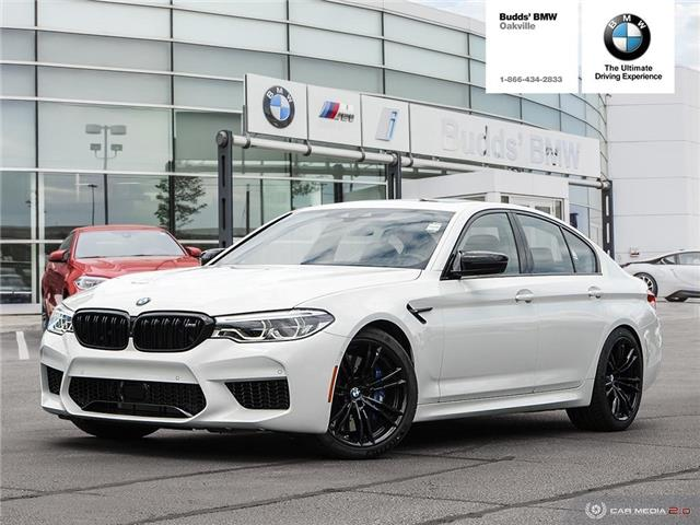 2019 BMW M5 Competition (Stk: B678922) in Oakville - Image 1 of 28