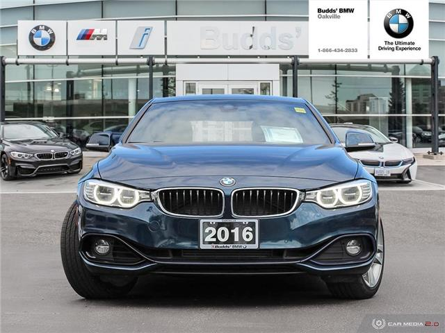 2016 BMW 428i xDrive (Stk: DB5663) in Oakville - Image 2 of 27