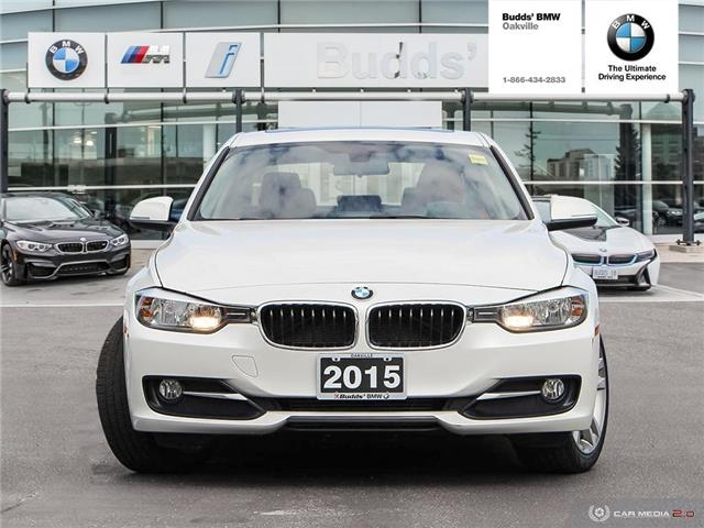 2015 BMW 320i xDrive (Stk: DB5712) in Oakville - Image 2 of 27