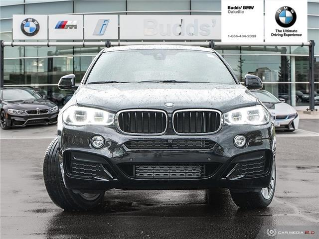 2019 BMW X6 xDrive35i (Stk: T691381) in Oakville - Image 2 of 27