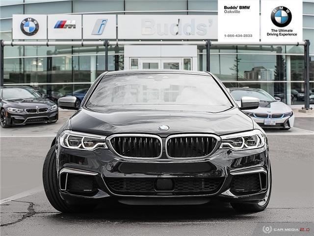 2019 BMW M550i xDrive (Stk: B037158) in Oakville - Image 2 of 26