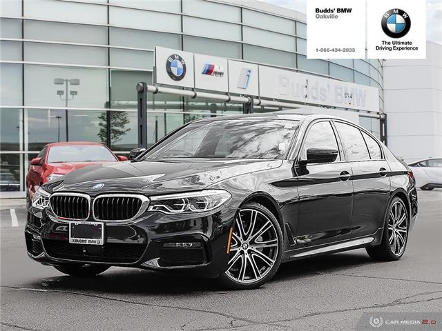 2019 BMW 540i xDrive (Stk: B686084) in Oakville - Image 1 of 27