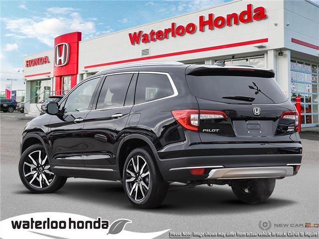2019 Honda Pilot Touring (Stk: H5862) in Waterloo - Image 4 of 23