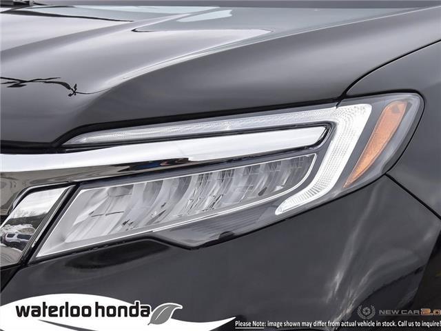 2019 Honda Pilot Touring (Stk: H5862) in Waterloo - Image 10 of 23