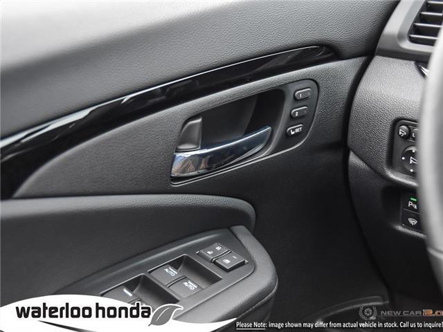 2019 Honda Pilot Touring (Stk: H5862) in Waterloo - Image 16 of 23