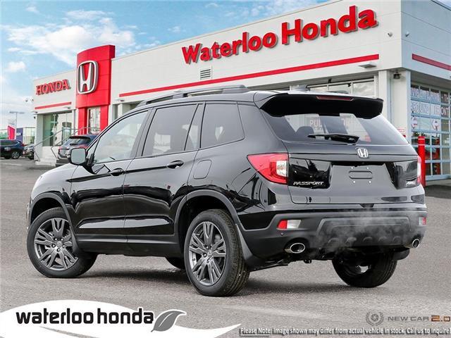 2019 Honda Passport EX-L (Stk: H5863) in Waterloo - Image 4 of 23