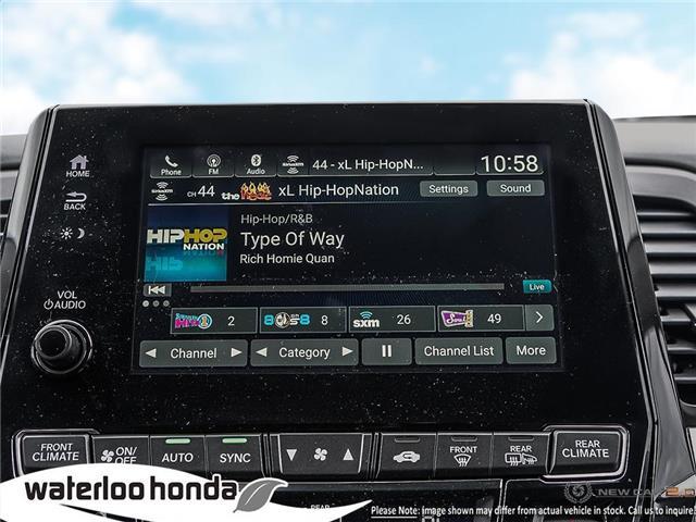 2019 Honda Odyssey EX-L (Stk: H5892) in Waterloo - Image 18 of 23