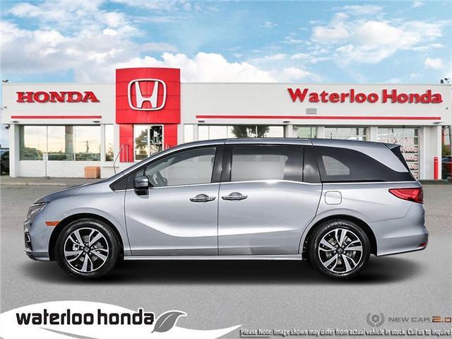 2019 Honda Odyssey Touring (Stk: H5848) in Waterloo - Image 3 of 23