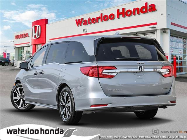 2019 Honda Odyssey Touring (Stk: H5848) in Waterloo - Image 4 of 23