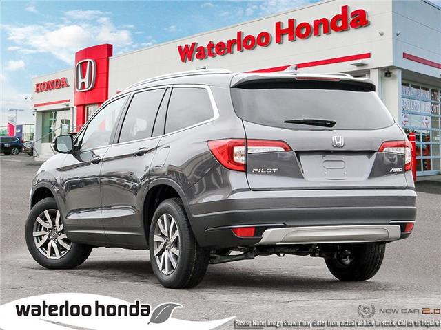 2019 Honda Pilot EX-L Navi (Stk: H5900) in Waterloo - Image 4 of 23