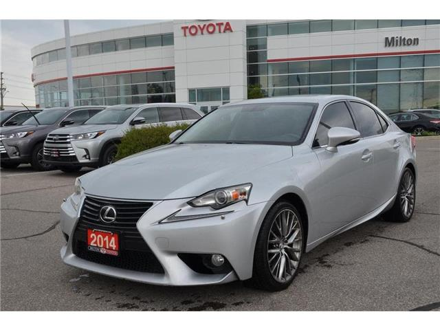 2014 Lexus IS 250 Base (Stk: 002598) in Milton - Image 1 of 20