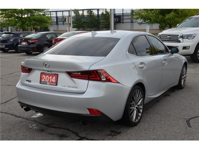 2014 Lexus IS 250 Base (Stk: 002598) in Milton - Image 15 of 20