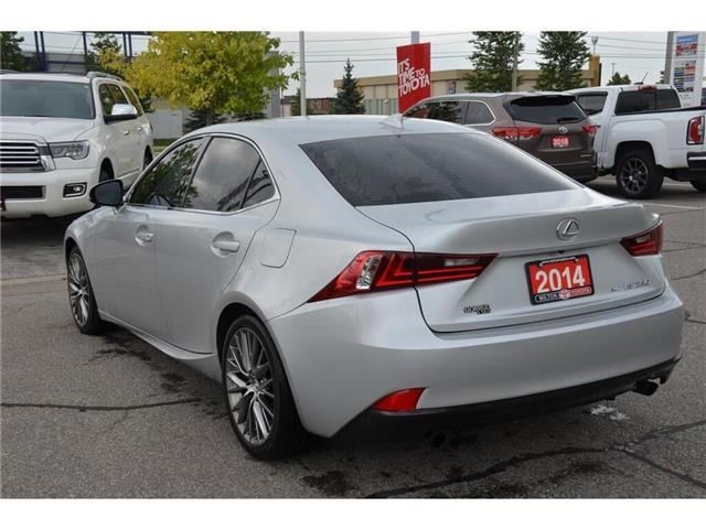 2014 Lexus IS 250 Base (Stk: 002598) in Milton - Image 17 of 20