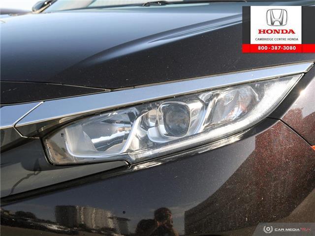 2016 Honda Civic LX (Stk: 20072A) in Cambridge - Image 10 of 27