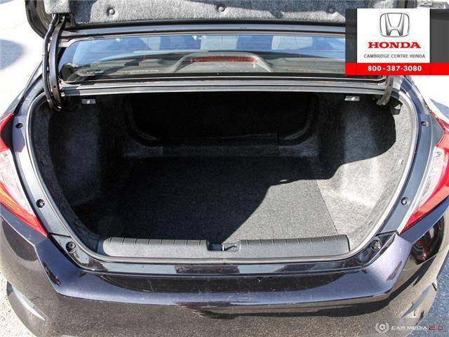 2016 Honda Civic LX (Stk: 20072A) in Cambridge - Image 11 of 27