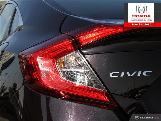 2016 Honda Civic LX (Stk: 20072A) in Cambridge - Image 12 of 27