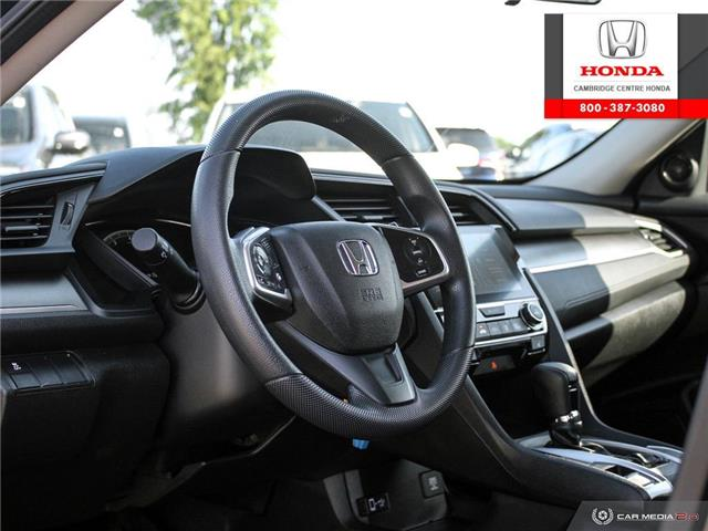 2016 Honda Civic LX (Stk: 20072A) in Cambridge - Image 13 of 27
