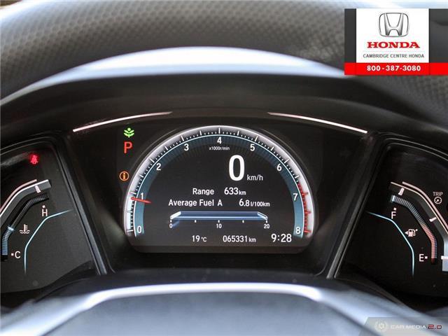 2016 Honda Civic LX (Stk: 20072A) in Cambridge - Image 15 of 27