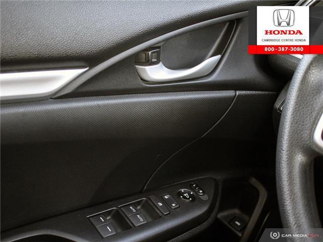 2016 Honda Civic LX (Stk: 20072A) in Cambridge - Image 18 of 27