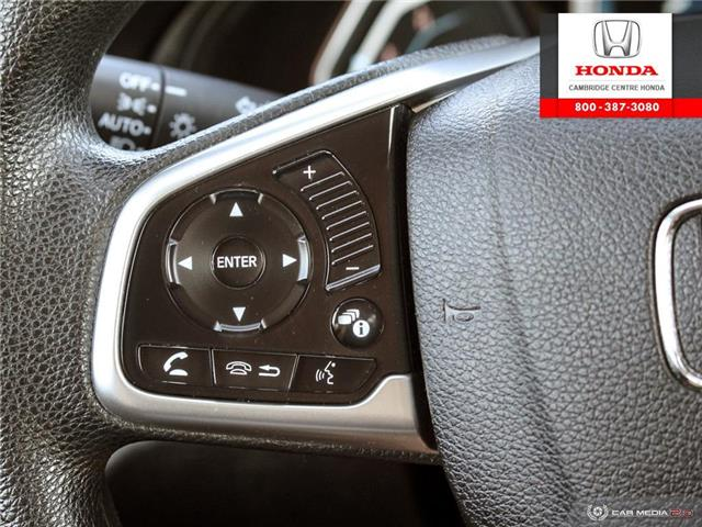 2016 Honda Civic LX (Stk: 20072A) in Cambridge - Image 19 of 27