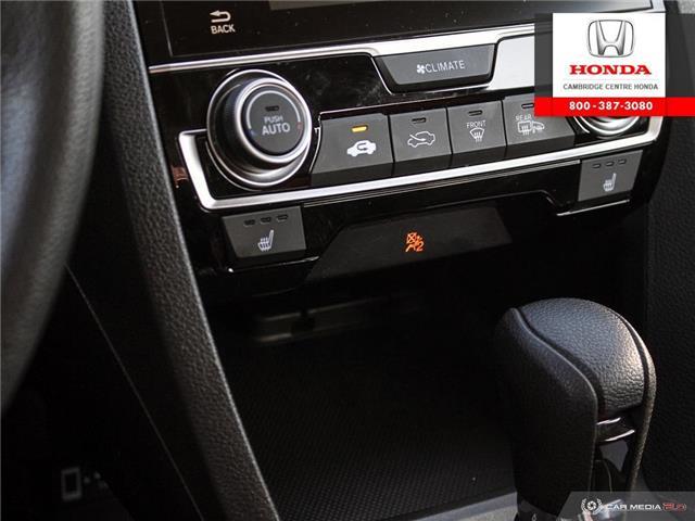 2016 Honda Civic LX (Stk: 20072A) in Cambridge - Image 21 of 27
