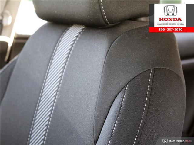 2016 Honda Civic LX (Stk: 20072A) in Cambridge - Image 25 of 27