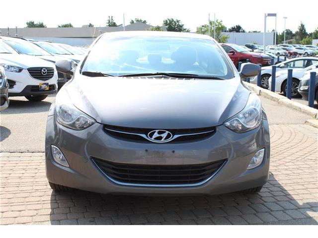 2013 Hyundai Elantra GLS (Stk: 157280) in Milton - Image 2 of 15