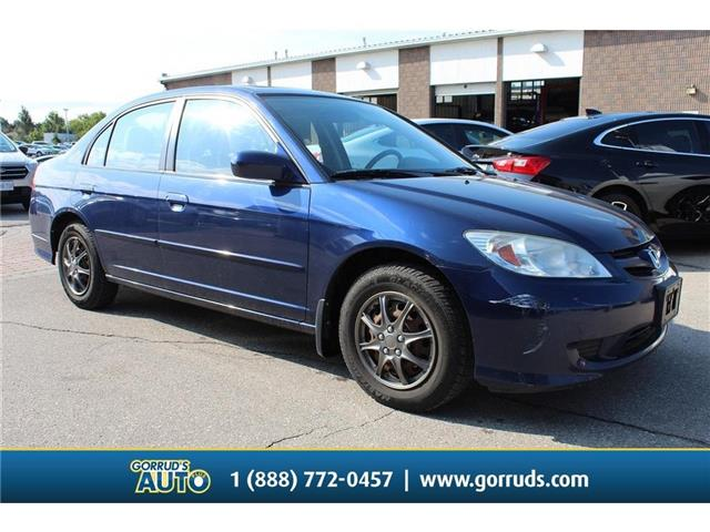 2005 Honda Civic LX-G (Stk: 045180) in Milton - Image 1 of 14