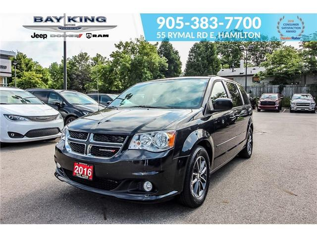 2016 Dodge Grand Caravan SE/SXT (Stk: 6875A) in Hamilton - Image 1 of 25