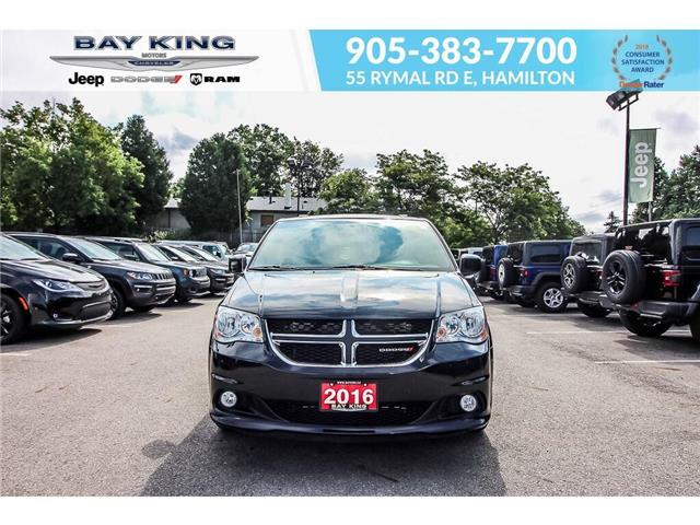 2016 Dodge Grand Caravan SE/SXT (Stk: 6875A) in Hamilton - Image 2 of 25