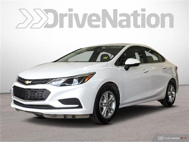 2018 Chevrolet Cruze LT Auto 1G1BE5SM4J7145907 B2117 in Prince Albert