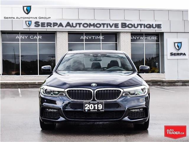 2019 BMW 530i xDrive (Stk: P1320) in Aurora - Image 2 of 28